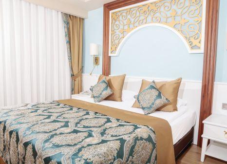 Hotelzimmer mit Yoga im J'adore Deluxe Hotel & Spa