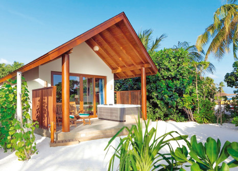 Hotel Reethi Faru Resort in Raa Atoll - Bild von FTI Touristik