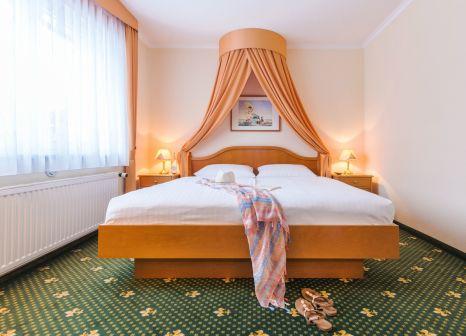 Hotelzimmer mit Fitness im Trihotel am Schweizer Wald