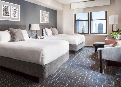 Hotelzimmer mit Mountainbike im Shelburne Hotel & Suites by Affinia