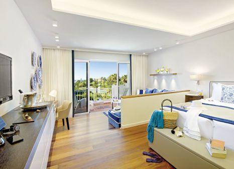 Hotelzimmer mit Yoga im VILA VITA Parc Resort & Spa