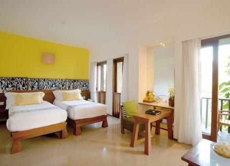 Hotelzimmer mit Yoga im Maya Ubud Resort & Spa