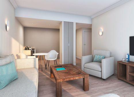 Hotelzimmer mit Yoga im Alua Atlantico Golf Resort