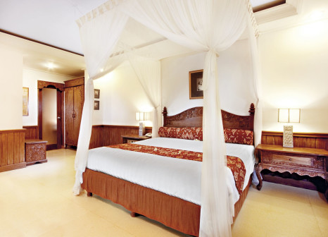 Hotelzimmer mit Tischtennis im Keraton Jimbaran Beach Resort
