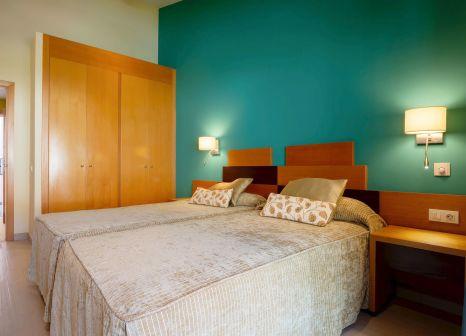 Hotelzimmer mit Mountainbike im Apartamentos Cordial Mogán Valle