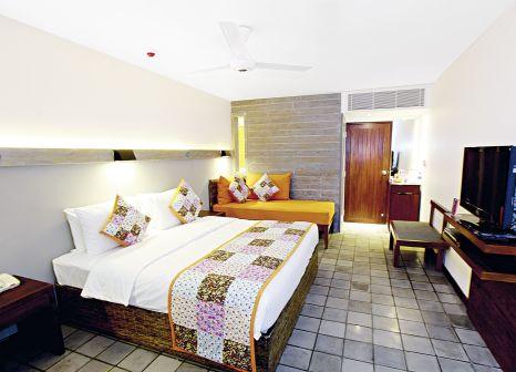 Hotelzimmer mit Yoga im Hikka Tranz by Cinnamon