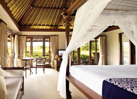 Hotelzimmer mit Golf im Kamandalu Resort & Spa
