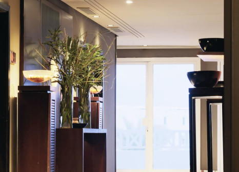 Hotelzimmer mit Volleyball im Radisson Blu Palace Resort & Thalasso, Djerba