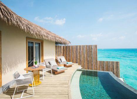 Hotelzimmer mit Fitness im InterContinental Maldives Maamunagau Resort