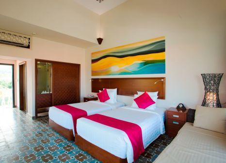 Hotelzimmer mit Mountainbike im Mercury Phu Quoc Resort & Villas