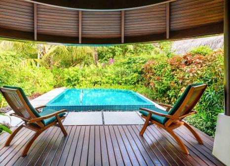 Hotelzimmer mit Fitness im Sheraton Maldives Full Moon Resort & Spa