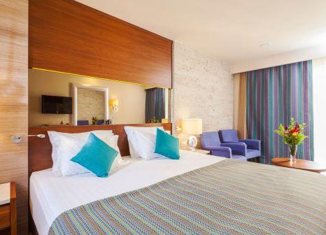 Hotelzimmer mit Volleyball im Melas Lara