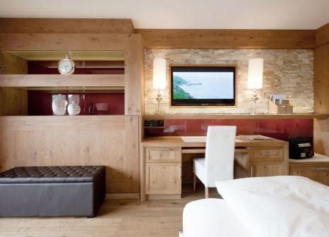Hotelzimmer mit Yoga im Alpenresort Schwarz