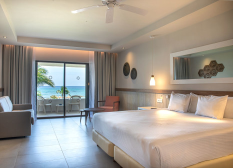 Hotelzimmer mit Volleyball im Bahia Principe Grand Tulum