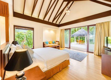 Hotelzimmer mit Fitness im Furaveri Island Resort & Spa