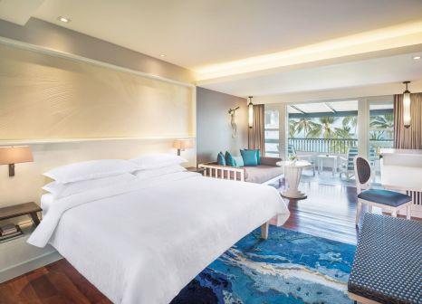Hotelzimmer mit Golf im Sheraton Samui Resort