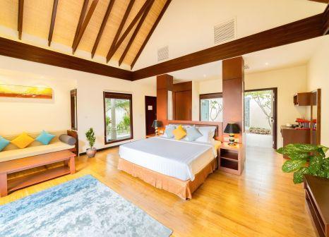 Hotelzimmer mit Volleyball im Furaveri Island Resort & Spa