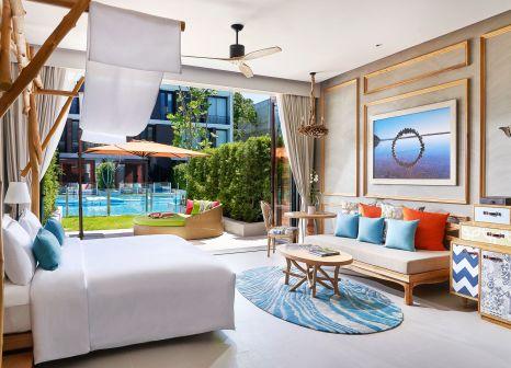 Hotelzimmer mit Golf im SO Sofitel Hua Hin