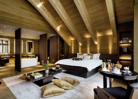 Hotel The Chedi Andermatt in Kanton Uri - Bild von FTI Touristik