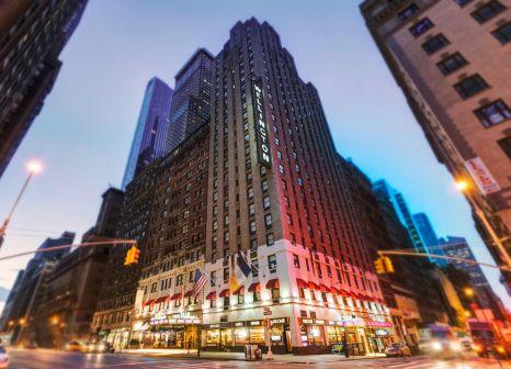 Wellington Hotel in New York - Bild von FTI Touristik