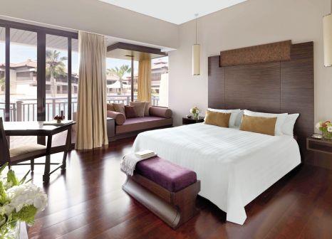 Hotelzimmer mit Volleyball im Anantara The Palm Dubai Resort