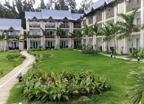Hotel Pearle Beach Resort and Spa günstig bei weg.de buchen - Bild von FTI Touristik