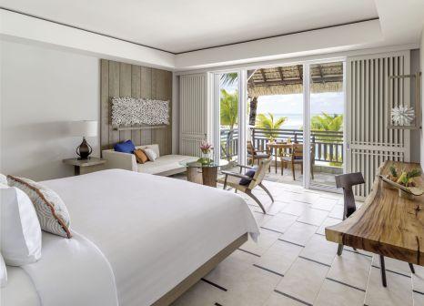 Hotelzimmer mit Yoga im Shangri-La Le Touessrok, Mauritius