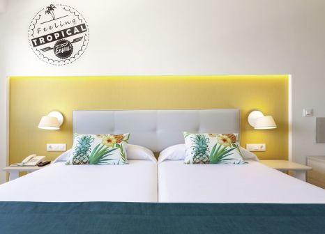 Hotelzimmer mit Mountainbike im Tropical Park Hotel
