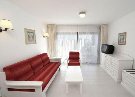 Hotelzimmer mit Yoga im Relaxia Olivina