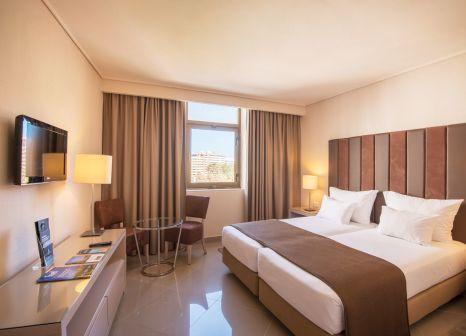 Hotelzimmer mit Golf im Vila Galé Ampalius