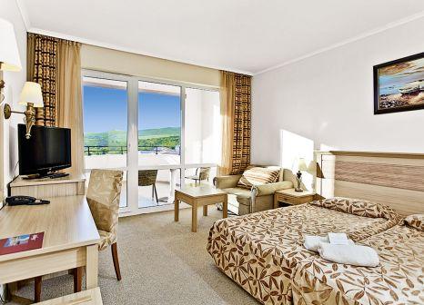 Hotelzimmer mit Mountainbike im DIT Majestic Beach Resort