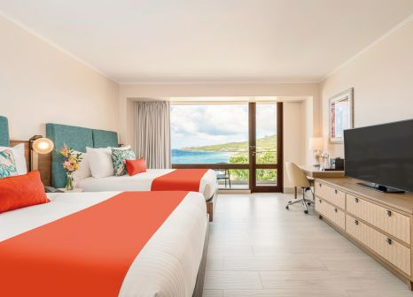 Hotelzimmer mit Yoga im Dreams Curaçao Resort, Spa & Casino by AMR Collection