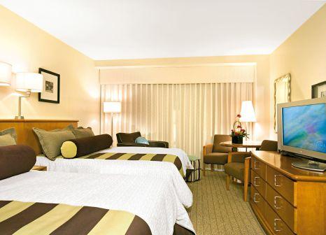 Hotelzimmer mit Volleyball im Hard Rock Hotel Orlando