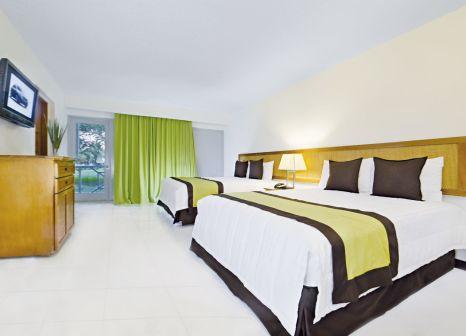 Hotelzimmer mit Mountainbike im Viva Wyndham Fortuna Beach