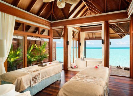 Hotelzimmer mit Tennis im Anantara Dhigu Maldives Resort