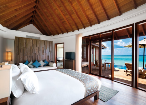 Hotelzimmer im Anantara Dhigu Maldives Resort günstig bei weg.de