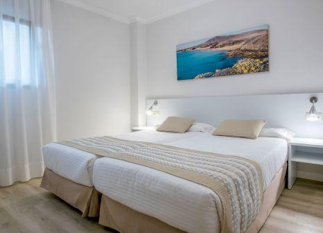 Hotelzimmer mit Volleyball im Los Zocos