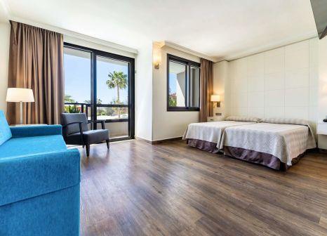 Hotelzimmer mit Golf im Spring Hotel Bitácora