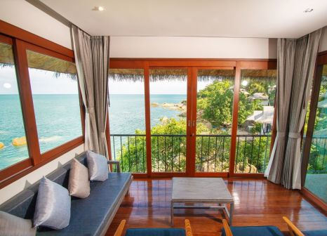 Hotelzimmer mit Mountainbike im Coral Cliff Beach Resort