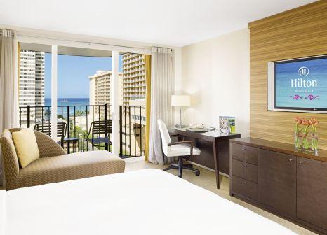 Hotelzimmer im Hilton Waikiki Beach günstig bei weg.de