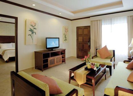 Hotelzimmer mit Golf im Thai Garden Resort
