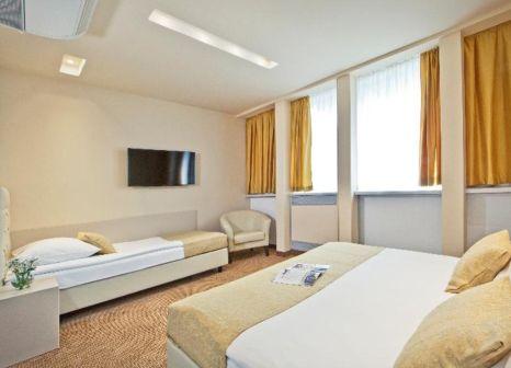 Hotelzimmer mit Aufzug im Hotel Central Zagreb