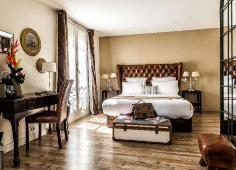 Hotelzimmer mit WLAN im Atelier Montparnasse