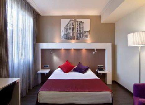 Hotelzimmer mit Sandstrand im Atiram Gran Hotel España