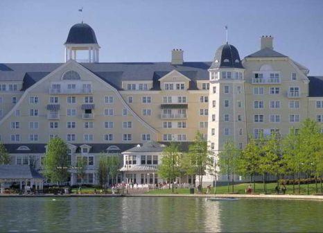 Hotel Disney's Newport Bay Club in Ile de France - Bild von TUI Deutschland