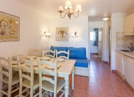 Hotelzimmer mit Tischtennis im Pierre & Vacances Résidence premium Les Rives de Cannes Mandelieu