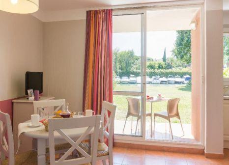 Hotelzimmer mit Fitness im Pierre & Vacances Résidence premium Les Rives de Cannes Mandelieu