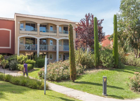 Hotel Pierre & Vacances Résidence premium Les Rives de Cannes Mandelieu günstig bei weg.de buchen - Bild von TUI Deutschland