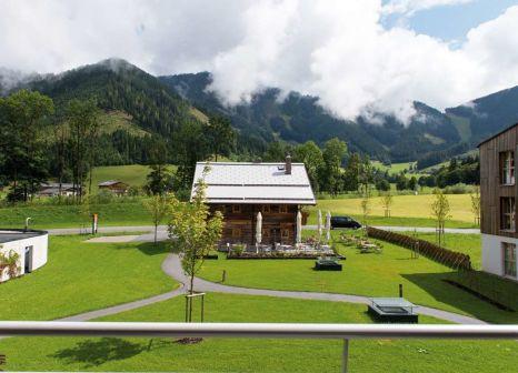 Hotelzimmer mit Tennis im Travel Charme Bergresort Werfenweng