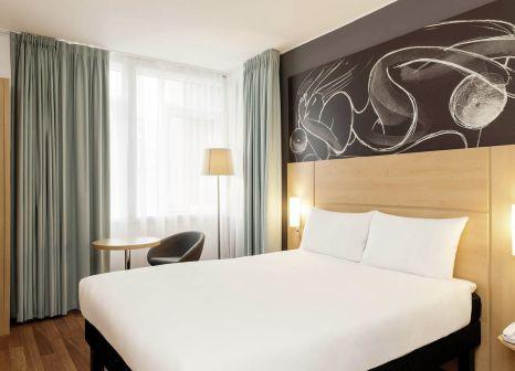 Hotelzimmer mit WLAN im ibis Edinburgh Centre South Bridge - Royal Mile